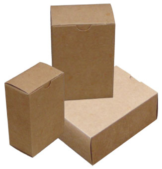 Brown Kraft Boxes