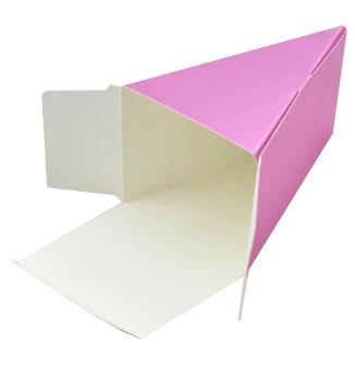 Triangular Package Design Templates