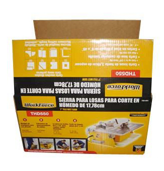 Slotted Cartons