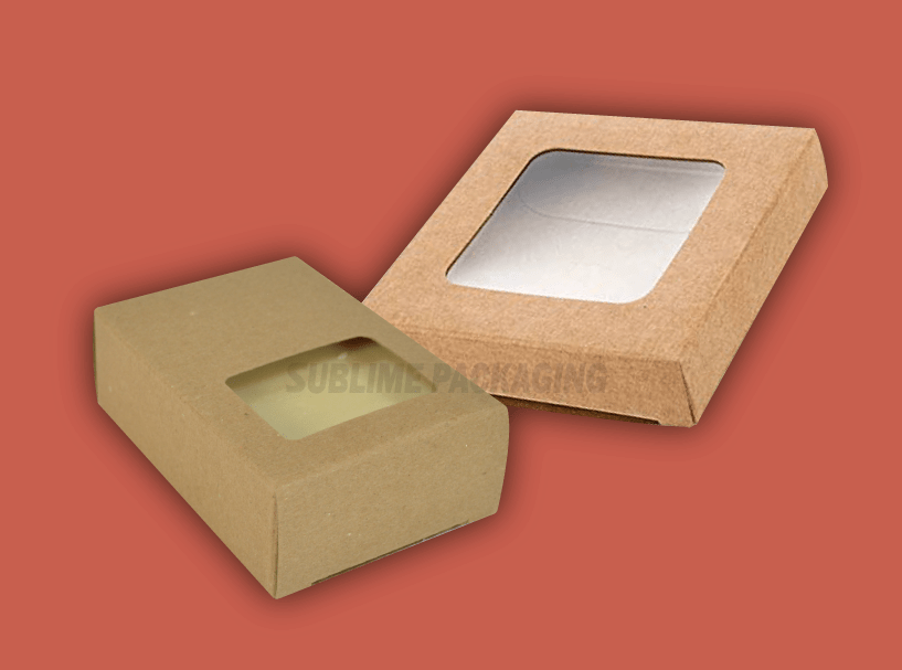 Soap Size Boxes