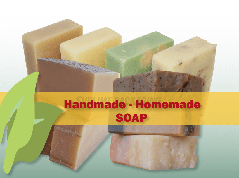 Types Of Handmade Soap