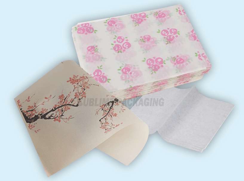 Wax Paper Soap Wrapper